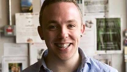 John Sweeney of Suspended Coffee - a social media genius